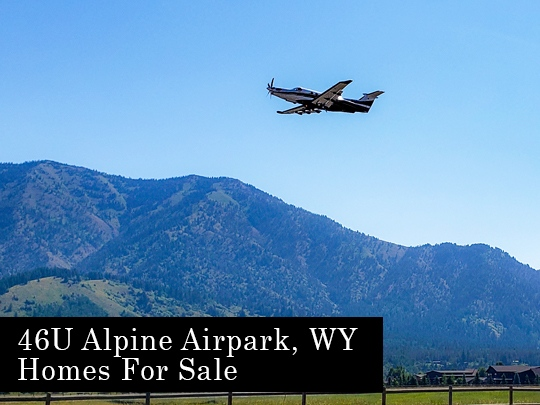 46U Alpine Airpark Homes For Sale