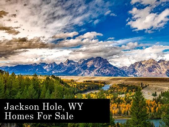 Jackson Hole WY Homes For Sale